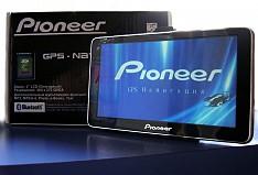 Новый gps Pioneer, подробные карты, гарантия от 999лей Кишинёв мун.