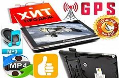"""Новый GPS Pioneer навигаторы 7"""" дюймов от 999 лей, подробные карты, гарантия+доставка Кишинёв мун."""