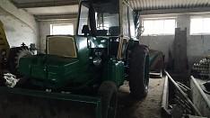 Excavator AO юмз 2621 Ниспорены