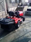 Tractor de  cosit  iarbă. Кишинёв мун.