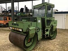 Каток Bomag 141 AD, 1984 год, моточасы 2800! рабочий вес 6500 кг, Вибрация на один каток. Кишинёв мун.