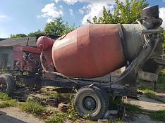 betoniera , 6m3 Кишинёв мун.