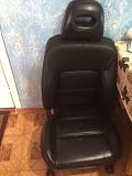 Кожаные сиденья Рышканы
