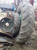 Колеса от трактора Кагул