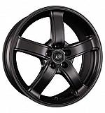 Tec speedwheels as1 (7j x 16 5x108 et46 dia63.4 schwarz seidenmatt (mb)) Кагул