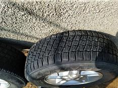 Зимние шины с дисками 225/75/16  Jeep Grand Cherockee Чадыр-Лунга