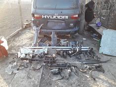 Запчасти(piese)на Hyundai H200 Хынчешты