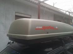 Багажник на крышу авто боха  boxa bagajnic.. Страшены