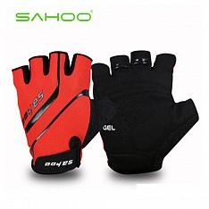 Sahoo гелевый коврик на полпальца Велоспорт перчатки - 200 лей  Лето Ciclismo MTB горный велосипед п Кишинёв мун.