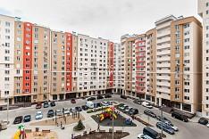 Vânzare apartament 2 camere + living. Et. 6 din 12. Euroreparație. Ciocana. Eldorado Terra Кишинёв мун.
