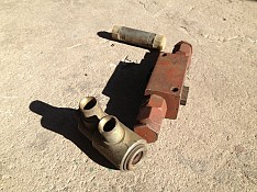 клапана для экскаватора эо 2621 Яловены