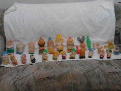 Продаётся коллекция детских игрушек Ссср доставка из г.Бельцы мун.