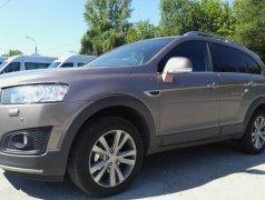 Chirie automobil SUV Chevrolet Captiva доставка из г.Кишинёв мун.