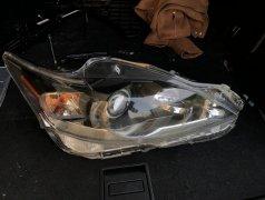 Far drapta Lexus CT200h Кишинёв мун.