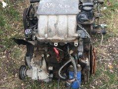 Двигатель VW Golf3 1997год Комрат