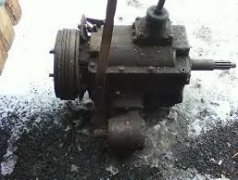 Zil 130 Cutie de viteza / Зил 130 Коробка передач. Рышканы