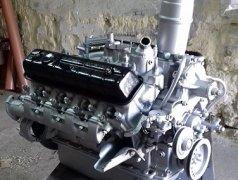 Двигатель на газ 53 Чадыр-Лунга
