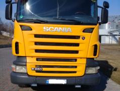 Scania R480 Чадыр-Лунга