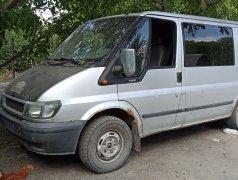 Форд Транзит 2, 4 2000 Бельцы мун.