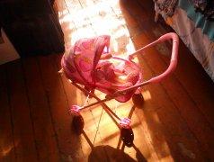 Куклы тряпичные, коляска недорого Бельцы мун.