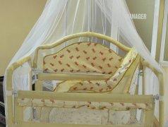 Кроватки детские со скидкой Chișinău mun.