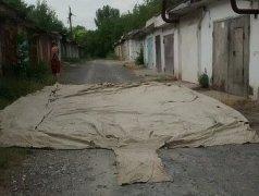 Продам палатку военную 4 х11 метра Rîbnița