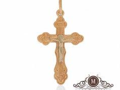 Золотой крест. Артикул CR0007 Бельцы мун.