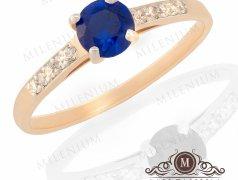 Золотое кольцо  . Артикул I-0097/(4-1) Бельцы мун.