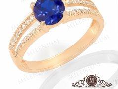 Золотое кольцо. Артикул I-0028/(4-1) Бельцы мун.