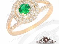 Золотое кольцо. Артикул I-0100/(6-1) Бельцы мун.