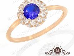 Золотое кольцо. Артикул I-0025/(4-1) Бельцы мун.