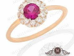 Золотое кольцо. Артикул I-0025/(5-1) Бельцы мун.