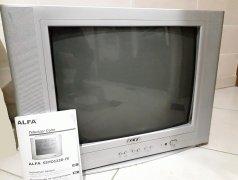 """Продам Телевизор """"альфа"""" в отличном состоянии Кишинёв мун."""