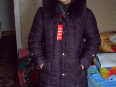 Продам красивое зимнее пальто Кишинёв мун.