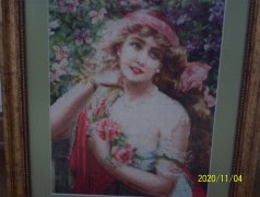Продаю картину ручная работа Кишинёв мун.