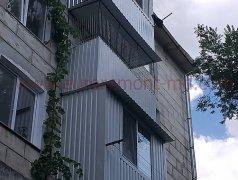 Балконы Кишинев, ремонт балконов под ключ Chișinău mun.