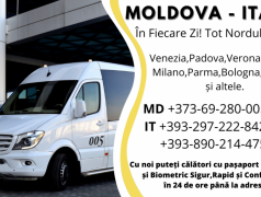 Transport Italia Moldova Кишинёв мун.