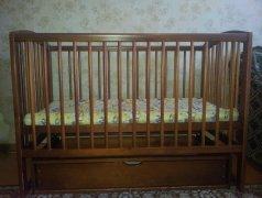 Кроватка Кишинёв мун.