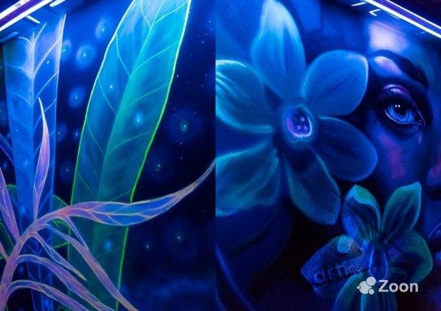 Художественная роспись стен Кишинёв мун. - изображение 1