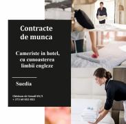 Contracte de munca in Suedia Кишинёв мун.