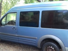 Ford Tourneo Connect, 2005 Резина
