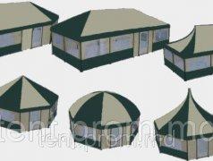 Палатки и шатры, навесы и ангары теплицы проектирование , изготовление Кишинёв мун.