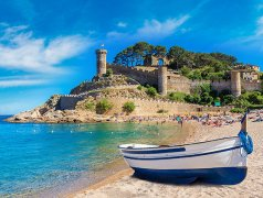 Весна/лето/осень 2020!!  costa brava/maresme!!  social program packages!! Кишинёв мун.