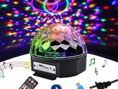 Диско шар led magic ball light Кишинёв мун.