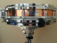 Pearl Free Floating Copper Snare Drum 14x3,5 Кишинёв мун.
