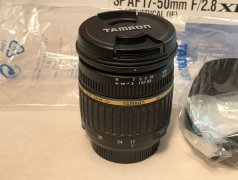 Tamron (for Nikon) SP AF 17-50mm F/2.8 XR Di ll LD Aspherical [IF] Кишинёв мун.