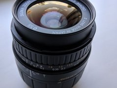 Sigma 28-80mm F3.5-5.6 Aspherical Macro Lens for Nikon Кишинёв мун.