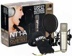 Rode NT1-A Complete Vocal Recording Solution Кишинёв мун.